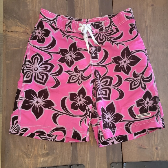 Billabong Board shorts swim pink 34